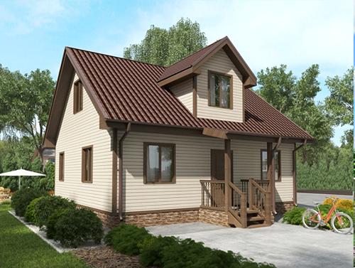 дома из бруса строим по всей Беларуси