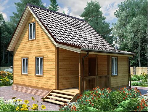 дома из  бруса под ключ строим по всей Беларуси