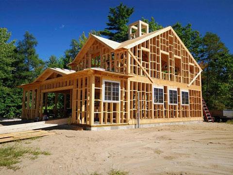 ркеонструкция деревянных домов